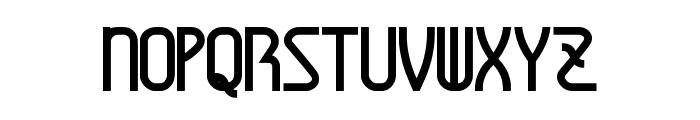 AmplitudesBold Font UPPERCASE