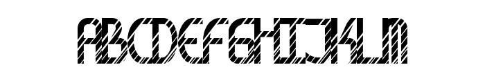 AmplitudesDisco Font UPPERCASE