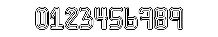 AmplitudesDoubleStroke Font OTHER CHARS
