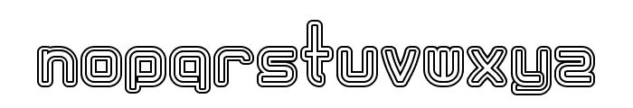 AmplitudesDoubleStroke Font LOWERCASE