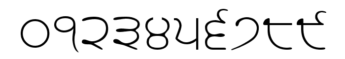 AmrLipiSlim Font OTHER CHARS