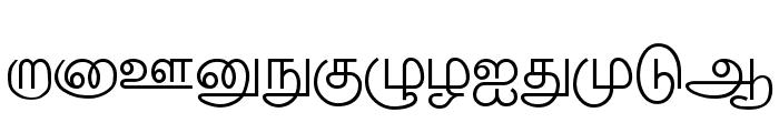 Amudham Font UPPERCASE