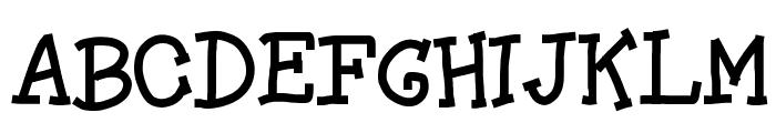 Amutham Font UPPERCASE