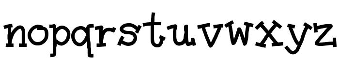 Amutham Font LOWERCASE