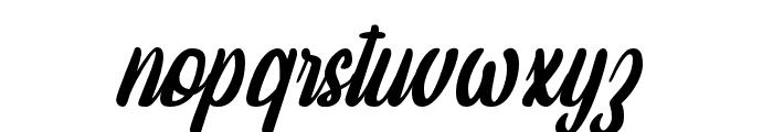 amaranthinedemo Font LOWERCASE