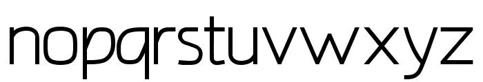 amatraca grotesqueRegular Font LOWERCASE