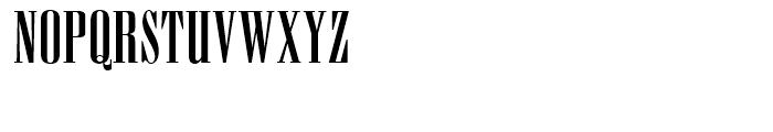 Amati Pro Regular Font UPPERCASE