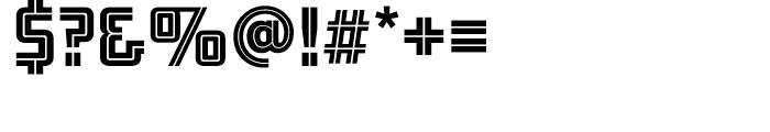 Amboy Regular Font OTHER CHARS
