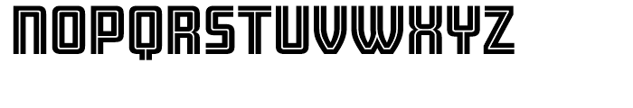 Amboy Regular Font LOWERCASE