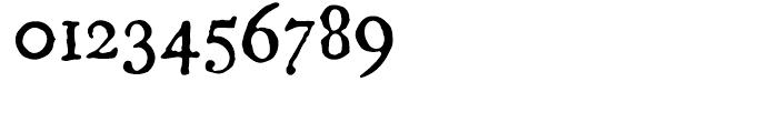 Americanus Regular Font OTHER CHARS