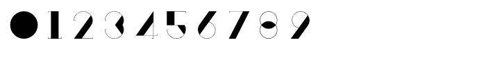 Ampersanders Regular Font OTHER CHARS