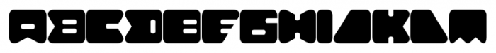 Ameba Regular Font LOWERCASE