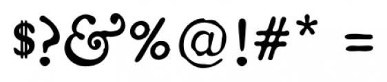 Americanus Pro Regular Font OTHER CHARS