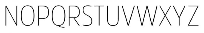Amsi Pro Narrow Thin Font UPPERCASE