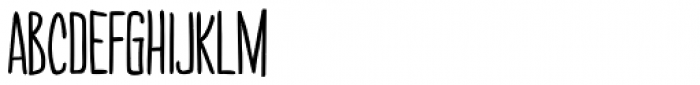 Amarelinha Bold Font UPPERCASE