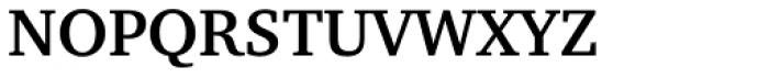 Amariya Bold Font UPPERCASE