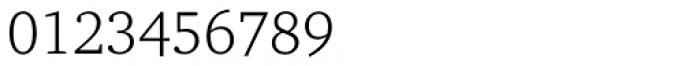Amariya Extra Light Font OTHER CHARS