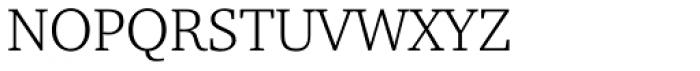 Amariya Extra Light Font UPPERCASE