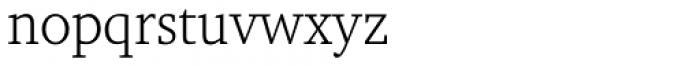 Amariya Extra Light Font LOWERCASE