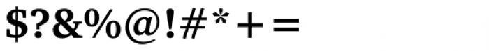 Amariya Heavy Font OTHER CHARS