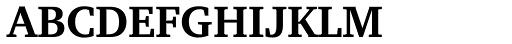 Amariya Heavy Font UPPERCASE