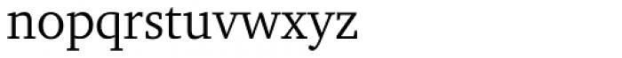 Amariya Light Font LOWERCASE