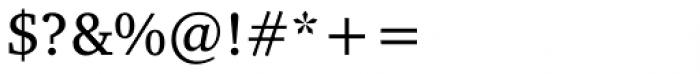 Amariya Medium Font OTHER CHARS