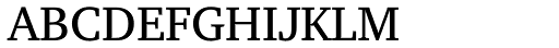 Amariya Medium Font UPPERCASE