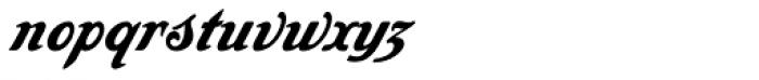 Amaro B Font LOWERCASE