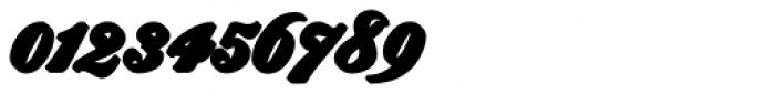 Amaro Mask Block Font OTHER CHARS