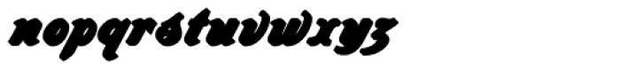 Amaro Mask Block Font LOWERCASE