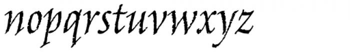 Amarone Regular Font LOWERCASE