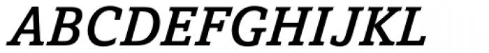 Amasis MT Medium Italic Font UPPERCASE