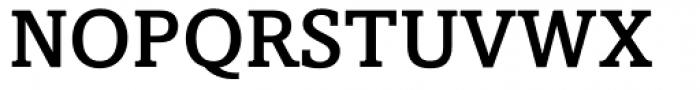 Amasis MT Medium Font UPPERCASE