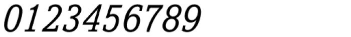 Amasis Pro Italic Font OTHER CHARS