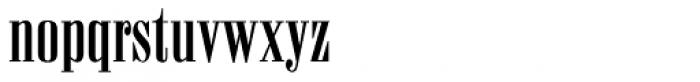 Amati Pro Font LOWERCASE