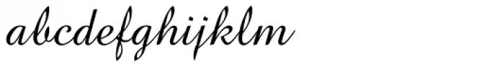 Amazone Font LOWERCASE