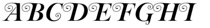 Ambriel Font UPPERCASE