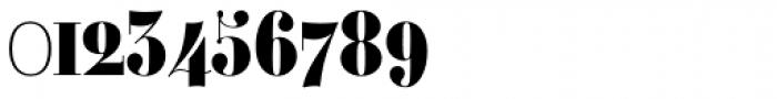 Ambroise Alt Firmin Black Font OTHER CHARS