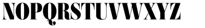 Ambroise Std Firmin Black Font UPPERCASE
