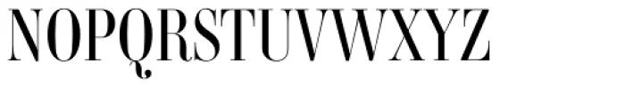 Ambroise Std Firmin Light Font UPPERCASE