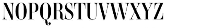 Ambroise Std Firmin Regular Font UPPERCASE
