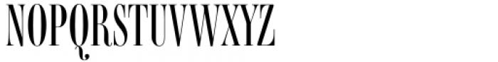 Ambroise Std Francois Light Font UPPERCASE