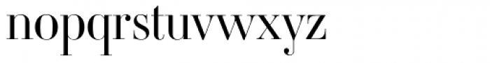 Ambroise Std Light Font LOWERCASE