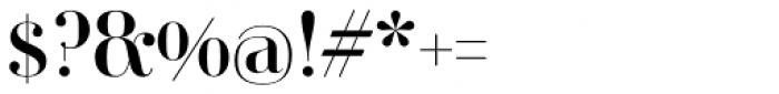 Ambroise Std Regular Font OTHER CHARS