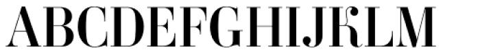 Ambroise Std Regular Font UPPERCASE