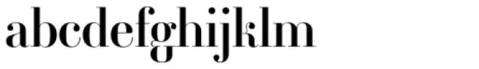 Ambroise Std Regular Font LOWERCASE
