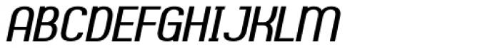 Ambrosia Bold Italic Font UPPERCASE