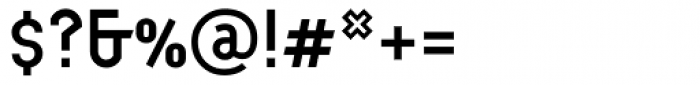 Ambule BT Roman Font OTHER CHARS