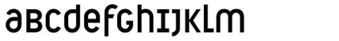Ambule BT Roman Font LOWERCASE